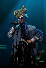 Lauryn Hill (Levi's/Divulgação)