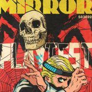 Ilustrações de Butcher Billy sobre episódios da série Black Mirror