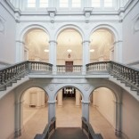 Royal Academy, London, 2018, The Benjamin West Lecture Theatre Photo: Simon Menges