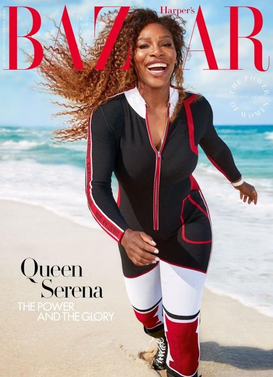 Harper's Bazaar UK - July 2018-35