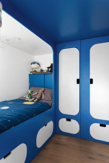 MóNo quarto das crianças, o vintage também se faz presente no décor