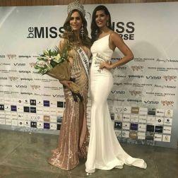 Angela Ponce, escolhida a miss Espanha em 2018. Foto: Instagram / @angelaponceofficial