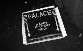 Aniversário de Hedi Slimane || Créditos: Reprodução