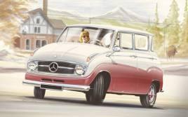 MERCEDES-BENZ CLASSE A 1955