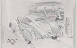TESLA MODEL S 1936