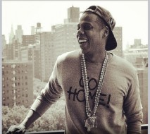 ... E Jay-Z! Curtiu?