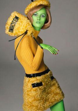 Rianne Van Rompaey - Model