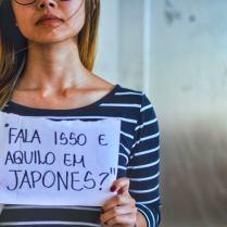 """Fotos do trabalho """"Estigma e preconceito anti-amarelo no Brasil"""""""
