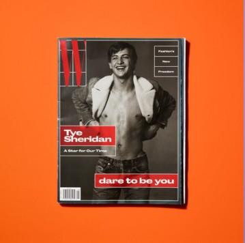 """A revista """"W"""", lançada em 1972 por John B. Fairchild e com editoriais maravilhosos"""