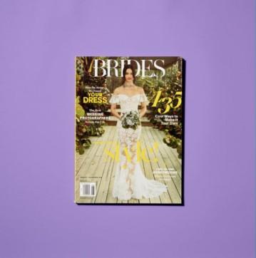 """A revista """"Brides"""", direcionada para noivas do mundo todo"""
