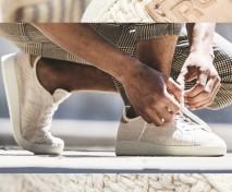 O tênis eco-friendly funciona como qualquer outro sapato, mas é muito mais sustentável!