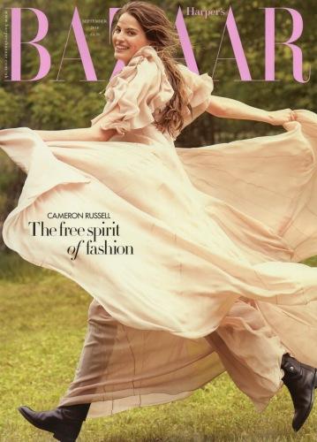 Harpers Bazaar UK September 2018-1