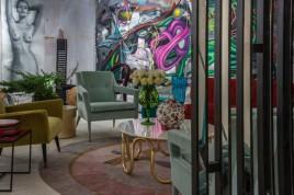 Living decorado por Murilo Lomas (Foto: Romulo Fialdini)