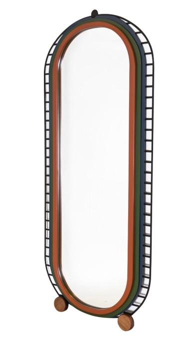 Espelho Deco, de Renata Távora Brennand (Foto: Divulgação)