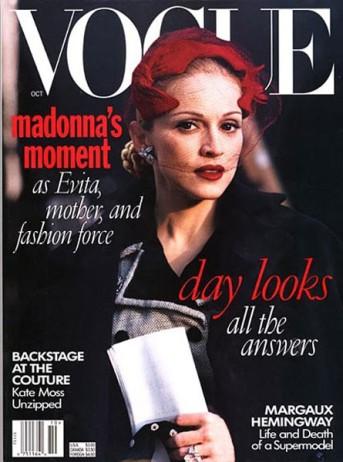 1966: Vogue América, por Steven Meisel (Foto: Divulgação)