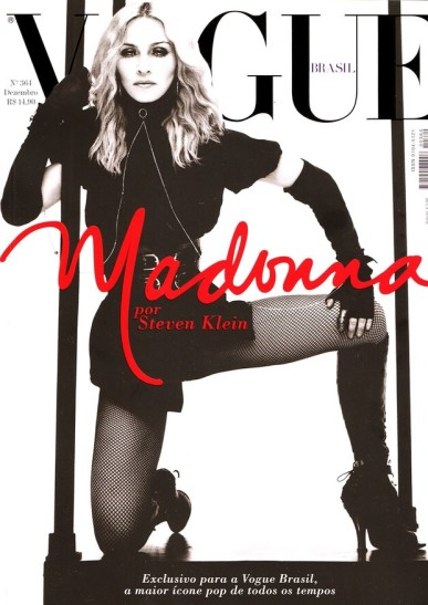 2008: Vogue Brasil, por Steven Klein (Foto: Arquivo Vogue)