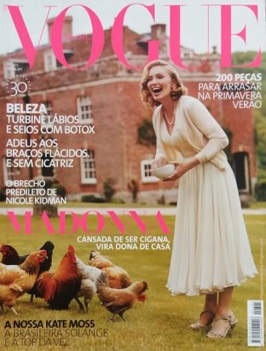 2005: Vogue Brasil, por Tim Walker (Foto: Divulgação)