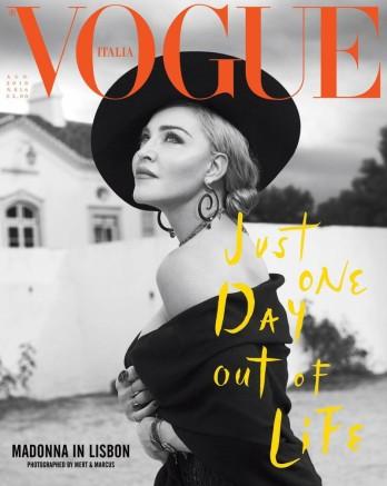 2018: Vogue Itália, por Mert Alas and Marcus Piggott (Foto: Divulgação)