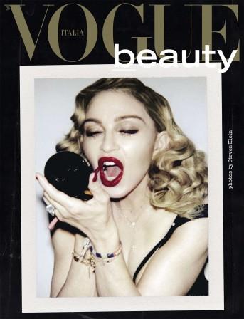 2017: Vogue Itália, por Steven Klein (Foto: Divulgação)