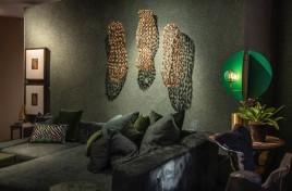 Ambiente decorado por Lemos (Foto: Romulo Fialdini)