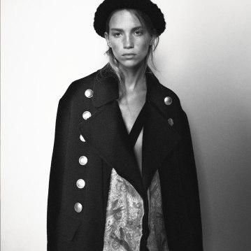 Photographer – David Sims | Stylist – Katy England | Model – Rebecca Leigh Longendyke
