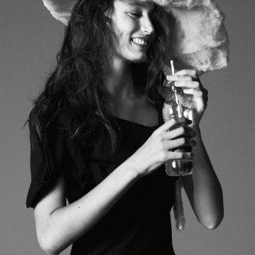 Photographer – David Sims | Stylist – Katy England | Model – Aurora TalaricoAurora Talarico