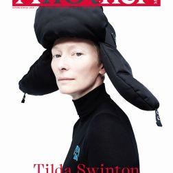 Photographer – Willy Vanderperre | Stylist – Olivier Rizzo | Model – Tilda Swinton