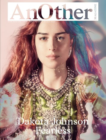 Photographer – Craig McDean | Stylist – Katie Shillingford | Model – Dakota Johnson