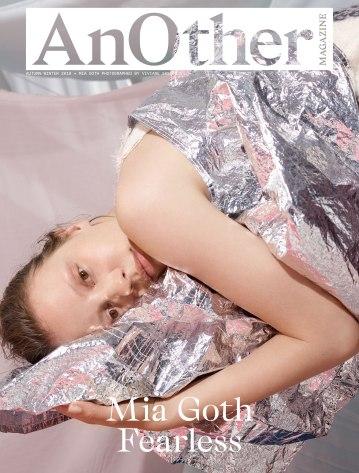Photographer – Viviane Sassen | Stylist – Katie Shillingford | Model – Mia Goth