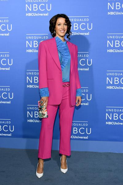 Jennifer+Beals+Suits+Pantsuit+kv6WxUsUcD8l