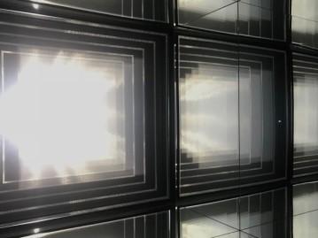 Instalação Daydream V.5 Infinite, na Japan House