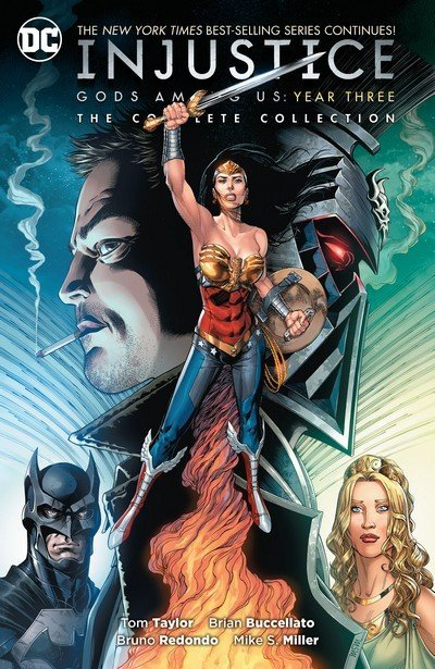 Injustice-Gods-Among-Us-Year-Three-Complete-Collection-2018