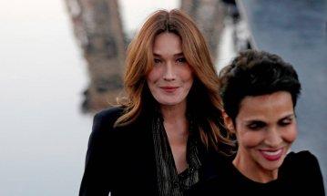 Carla Bruni na Saint Laurent | FRANCOIS GUILLOT / AFP