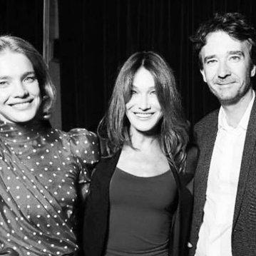 Ainda sobrou tempo para fazer o bem no evento beneficente de Natalia Vodianova   Reprodução/Instagram