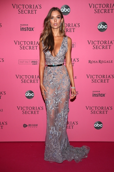 NEW YORK, NY - NOVEMBER 08: Josephine Skriver attends the 2018 Victoria's Secret Fashion Show After Party on November 8, 2018 in New York City. (Photo by Astrid Stawiarz/Getty Images for Victoria's Secret)