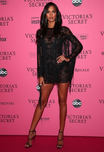 NEW YORK, NY - NOVEMBER 08: Lais Ribeiro attends the 2018 Victoria's Secret Fashion Show After Party on November 8, 2018 in New York City. (Photo by Astrid Stawiarz/Getty Images for Victoria's Secret)