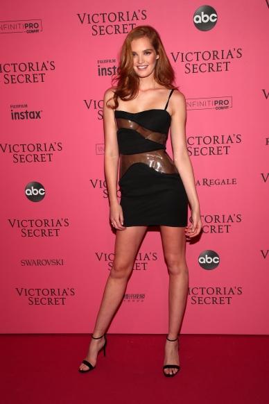 NEW YORK, NY - NOVEMBER 08: Alexina Graham attends the 2018 Victoria's Secret Fashion Show After Party on November 8, 2018 in New York City. (Photo by Astrid Stawiarz/Getty Images for Victoria's Secret)