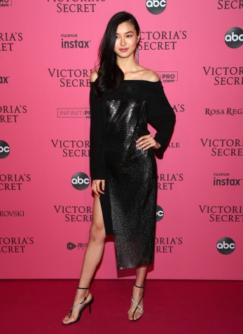 NEW YORK, NY - NOVEMBER 08: Estelle Chen attends the 2018 Victoria's Secret Fashion Show After Party on November 8, 2018 in New York City. (Photo by Astrid Stawiarz/Getty Images for Victoria's Secret)
