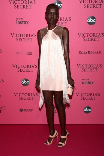NEW YORK, NY - NOVEMBER 08: Grace Bol attends the 2018 Victoria's Secret Fashion Show After Party on November 8, 2018 in New York City. (Photo by Astrid Stawiarz/Getty Images for Victoria's Secret)