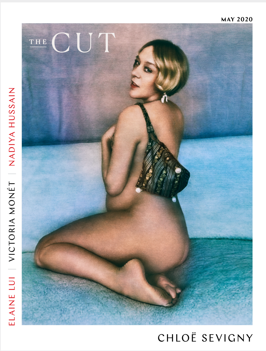 Chloe Sevigny The Cut Cover by Elizaveta Porodina.png